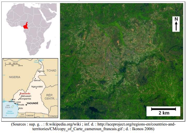 Bamenda, Cameroon - Localization