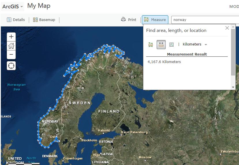 Norway Coastline 2