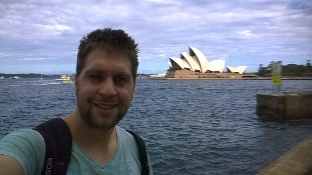Daniel in Sydney, Australia